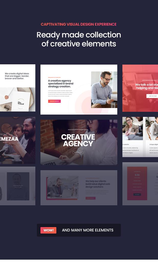 Hando - Corporate & Portfolio Elementor Template Kit - 5